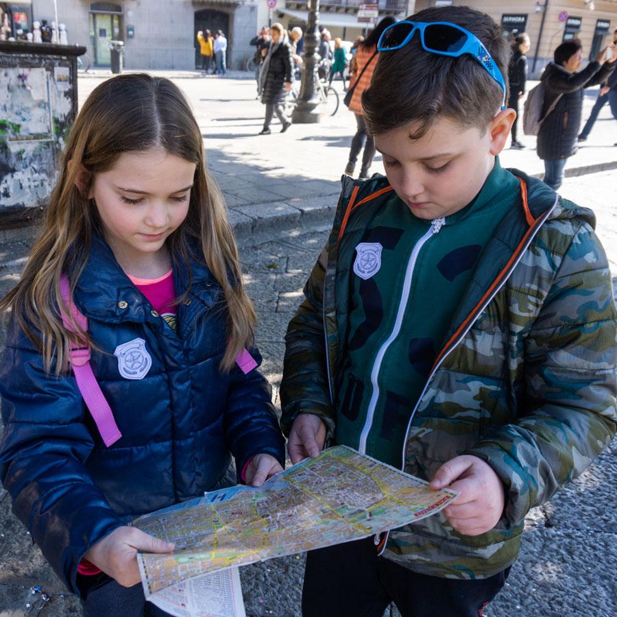 Palermo tour per bambini