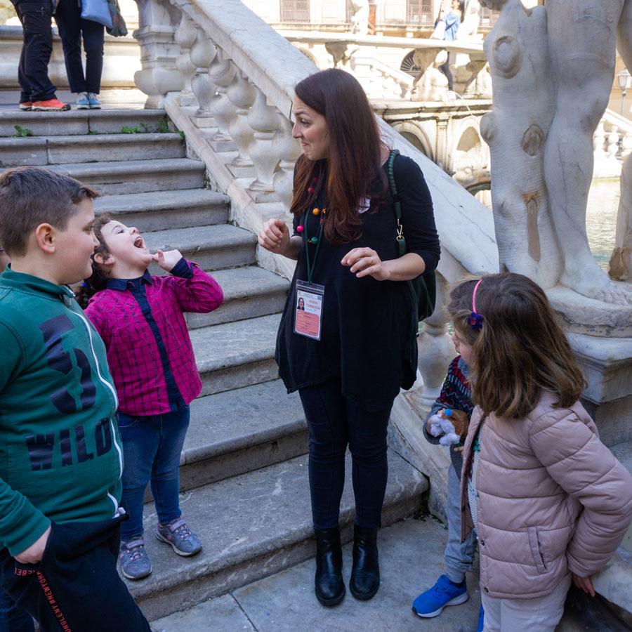 Tour per famiglie e per bambini