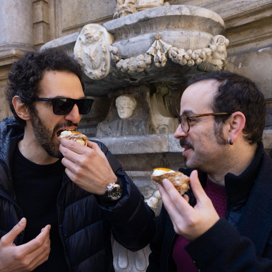 street food tour di palermo